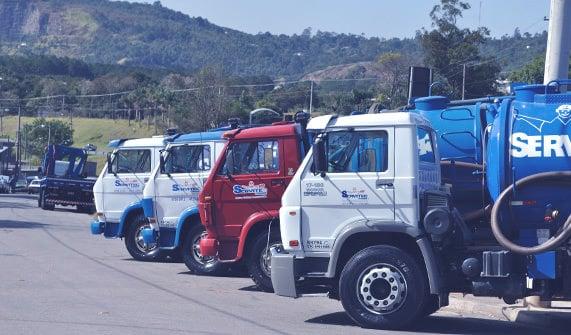 Transporte e<br /> gerenciamento de<br /> resíduos